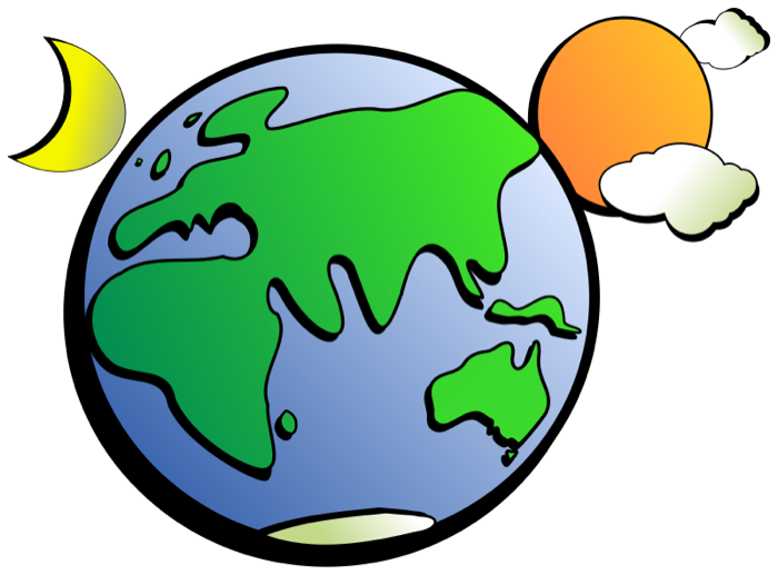 700x517 Background Clipart Earth