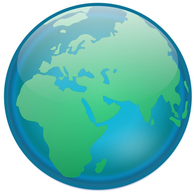 736x736 earth clipart transparent background