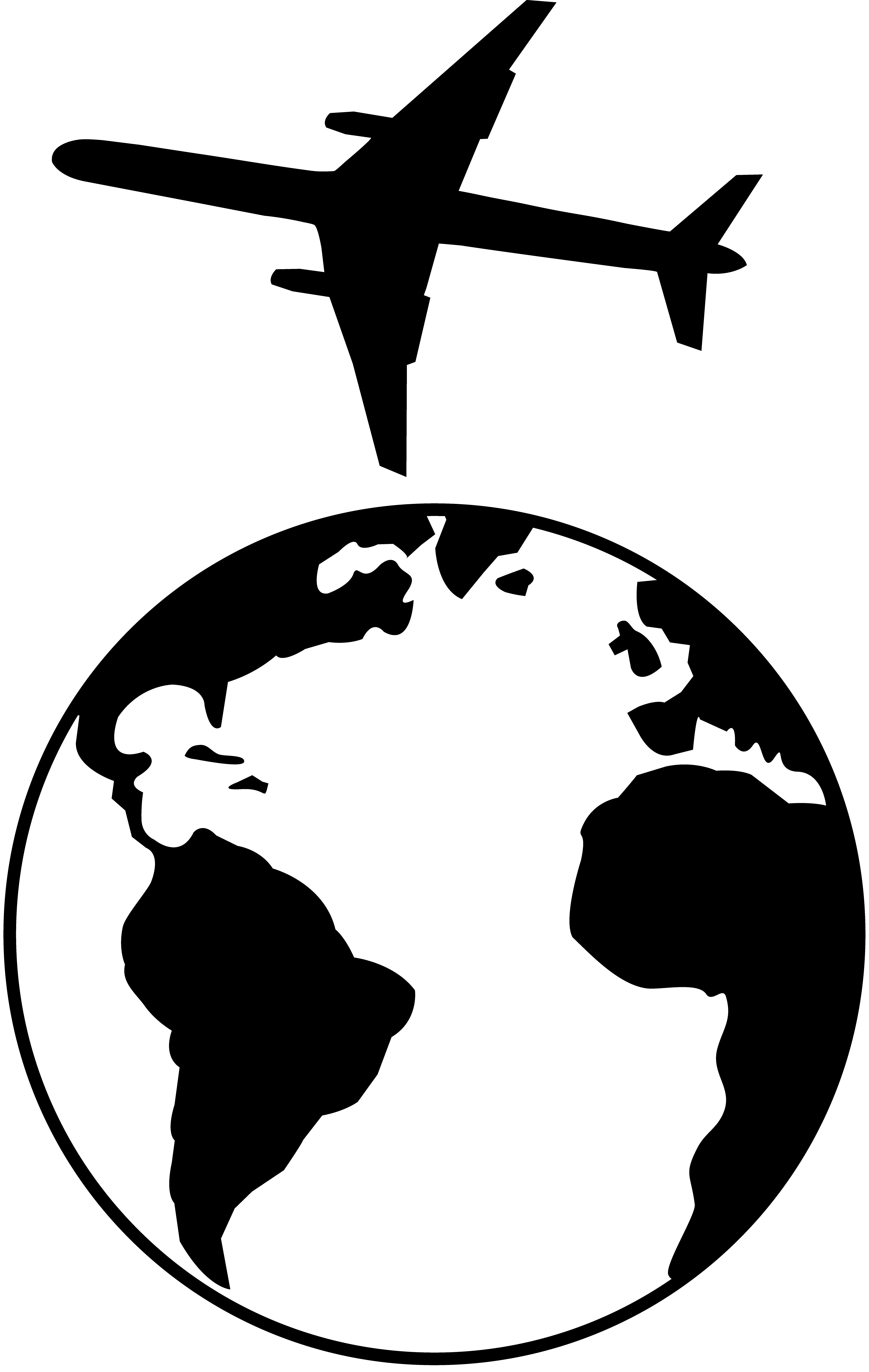 3712x5862 Earth Black And White