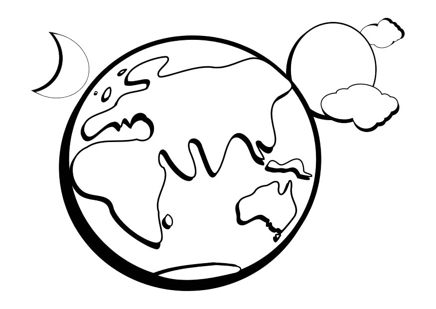 875x620 Earth clipart heaven and earth