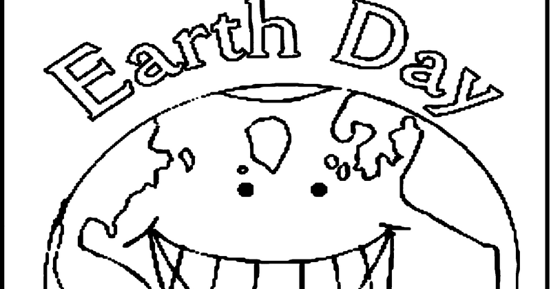 800x420 Earth Day 2015 Clip Art Black And White
