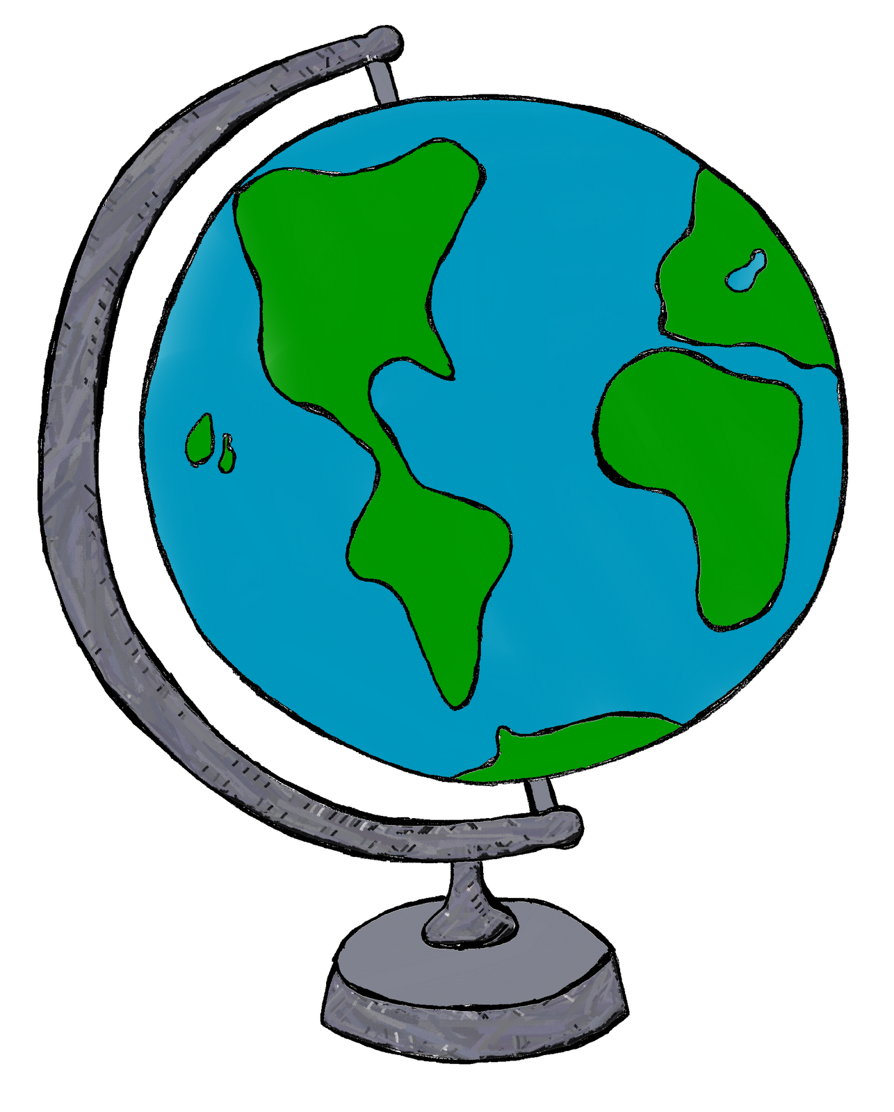 1286x1600 Earth Globe Clipart Black And White Free Clipart Images