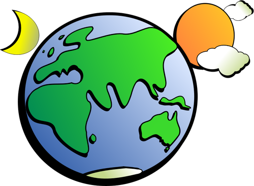 500x366 629 Planet Earth Images Clip Art Public Domain Vectors