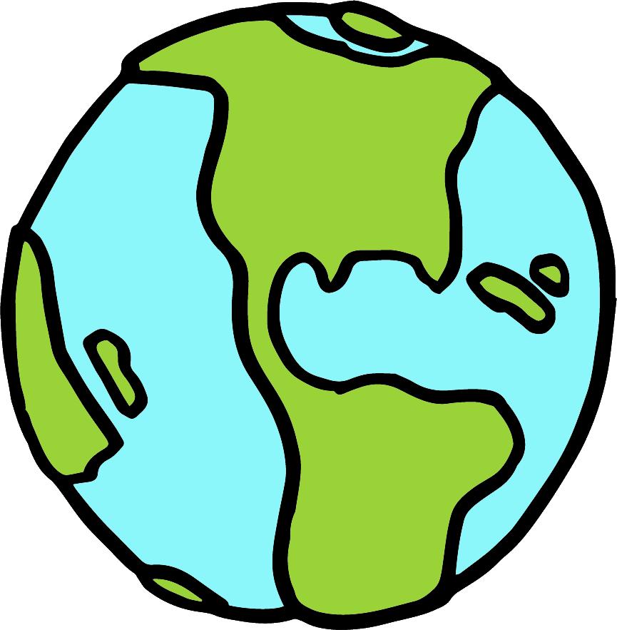 865x883 Top 83 Earth Clip Art