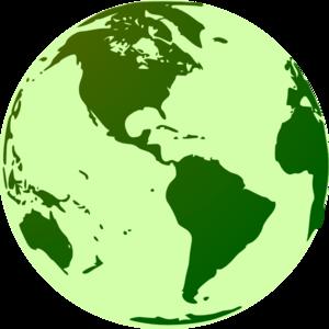 300x300 Globe Clip Art