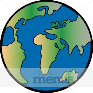300x300 Top 83 Earth Clip Art