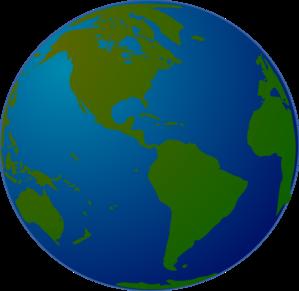 299x291 Earth clip art free clipart image