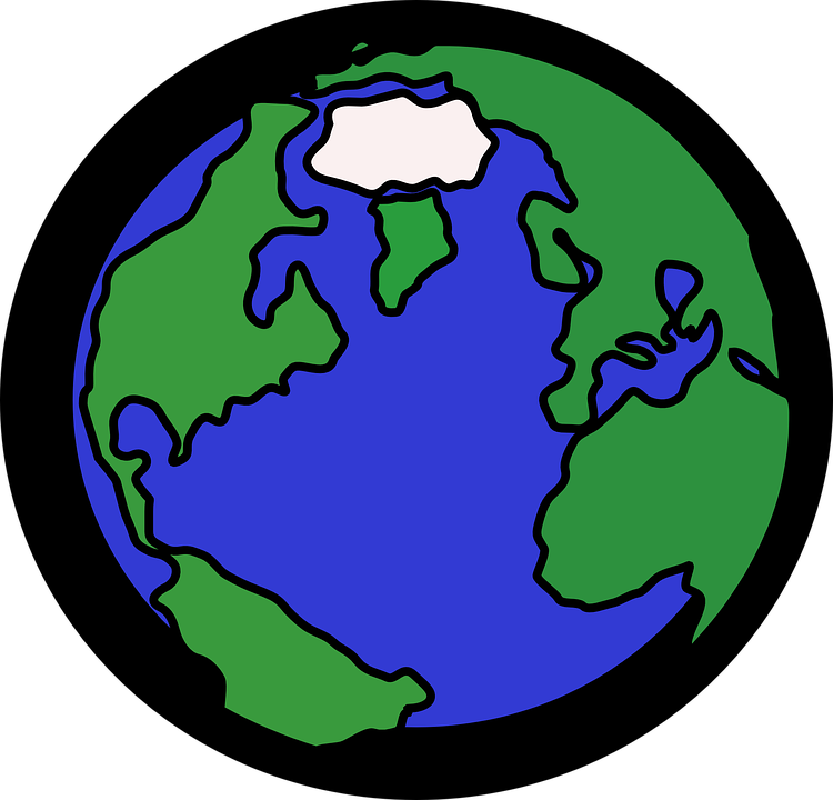 750x720 Planet Earth Clipart Bumi