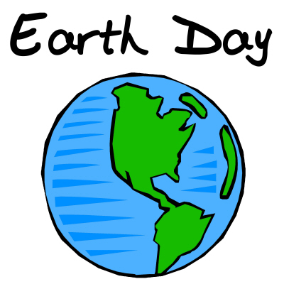 400x400 Earth Day Clipart Picture