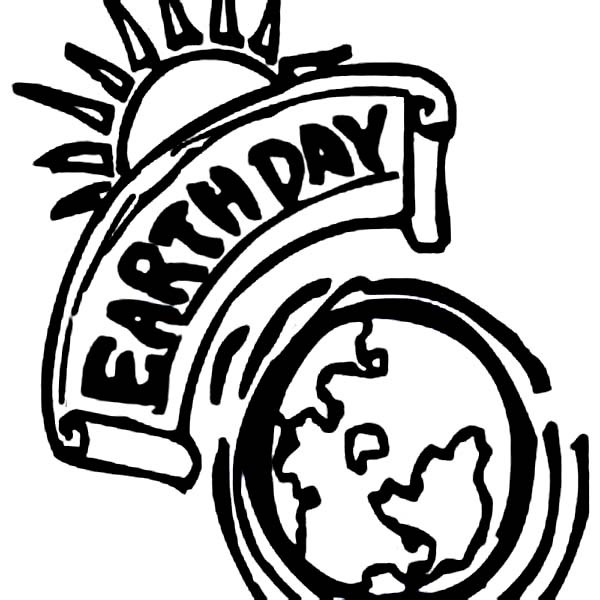 600x600 Earth Day Campaign Poster Coloring Sheet Batch Coloring