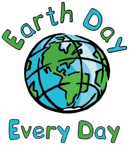 435x489 Earth Day Black And White Clipart 2