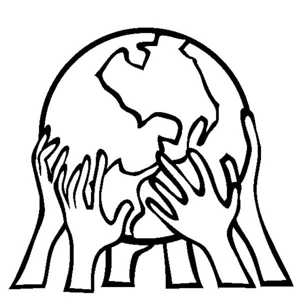 600x612 Supporting Our Planet On Earth Day Coloring Page Color Luna