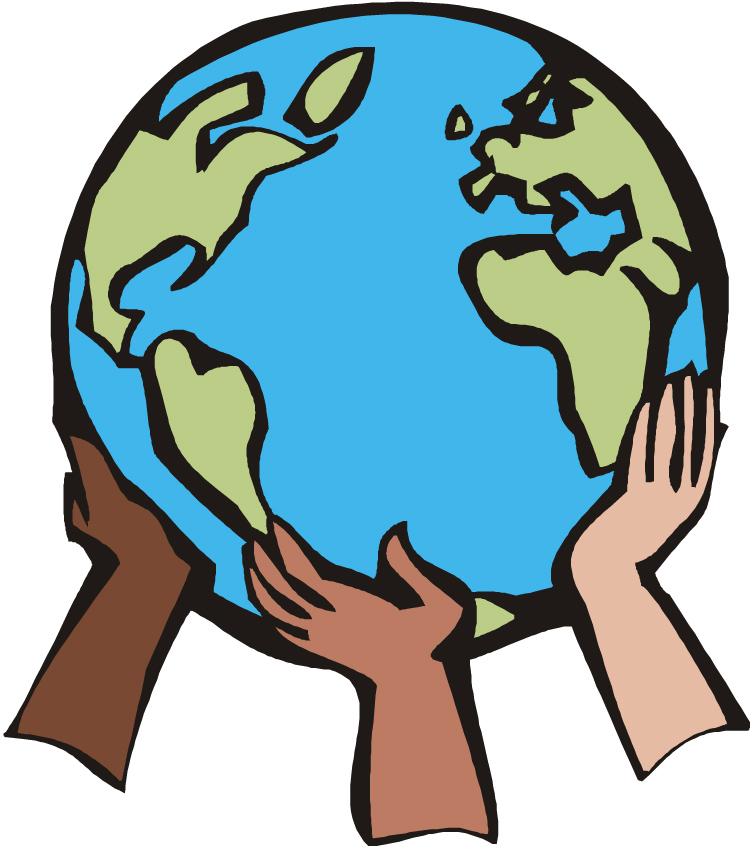 750x850 Earth globe clip art clipartix 2
