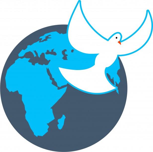 615x610 Earth globe clip art free clipart images 3 clipartix