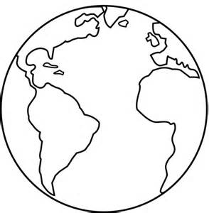294x300 planet earth coloring pages - Earth Coloring Pages