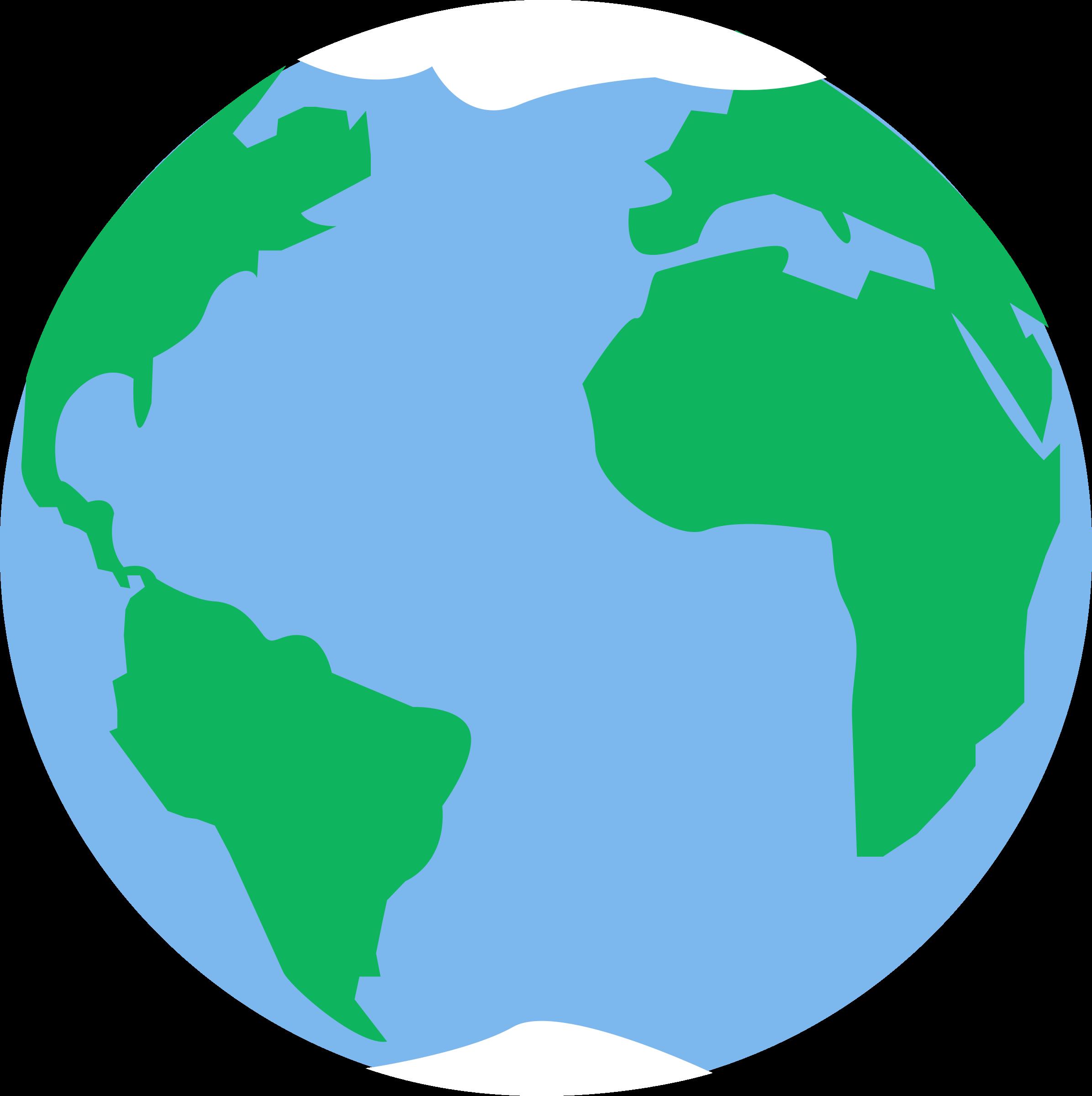 2391x2400 Planet Earth Clip Art