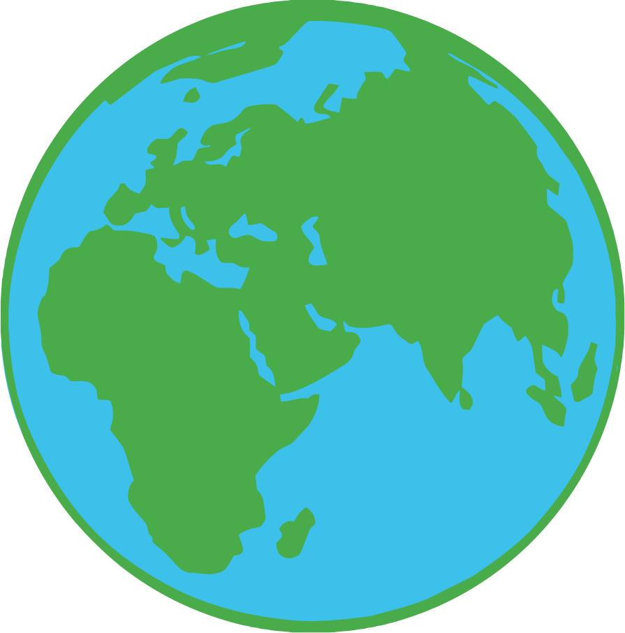 895x907 Green Earth Science Clipart
