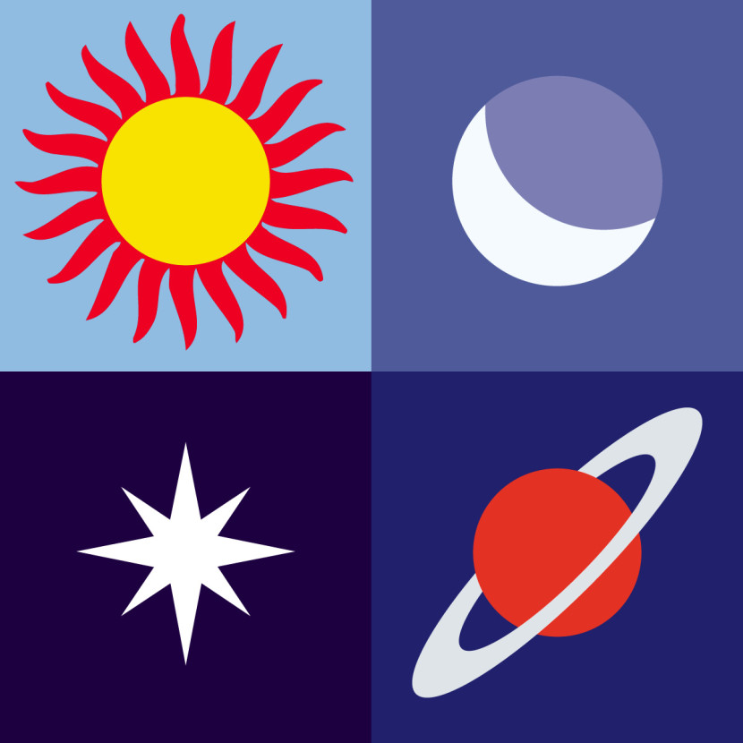 830x830 Space Clipart Earth Science