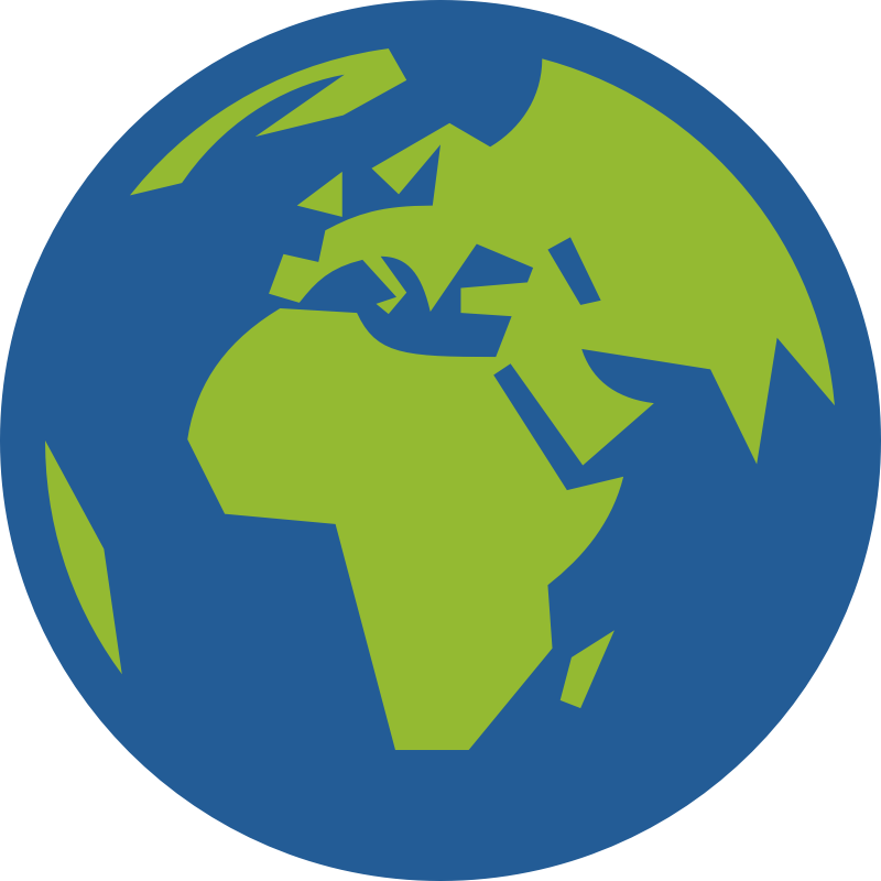800x800 Vector Earth Science Clipart