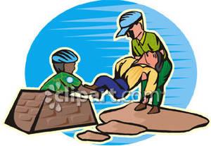 300x207 Saving A Man After An Earthquake