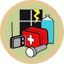 208x208 Earthquake Preparedness Clip Art Cliparts