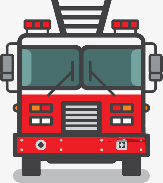650x730 Fire Fighting Vehicle After Earthquake Rescue, Gules, Fire Engine