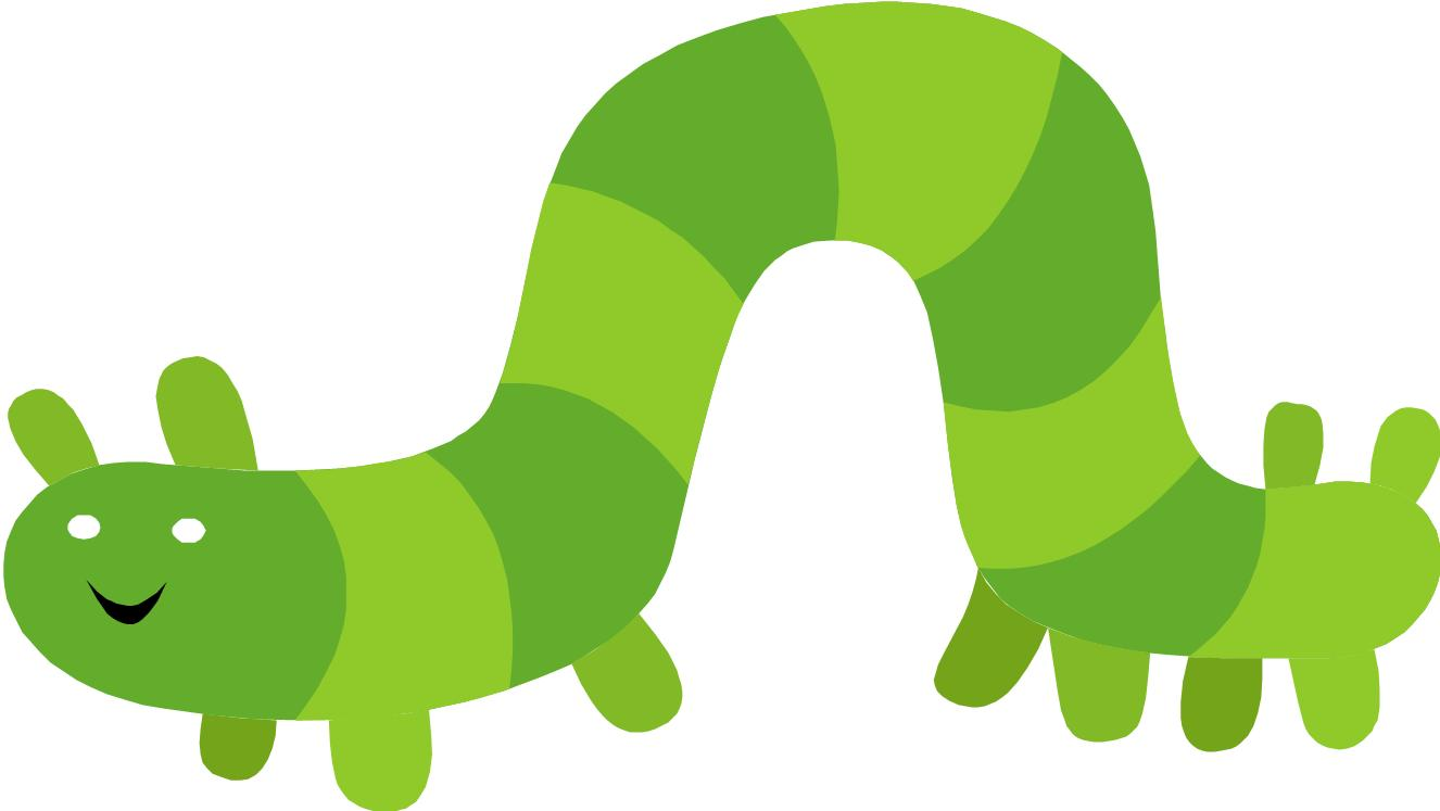 1326x747 Worm Clipart Straight