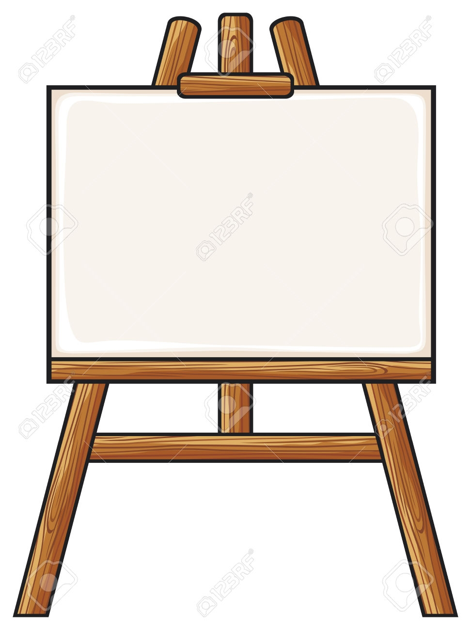 972x1300 Easel Clip Art Many Interesting Cliparts