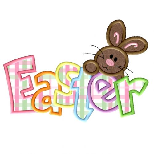 Easter Banner Cliparts