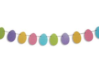 340x270 Easter Clipart Garland