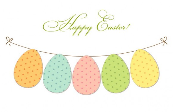 580x378 Ways To Decorate For Your Easter Egg Hunt Feasting Foodies