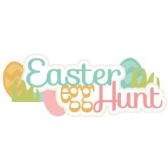 236x236 Easter Banner Svg Cutting File Easter Svg Scrapbook Title Easter