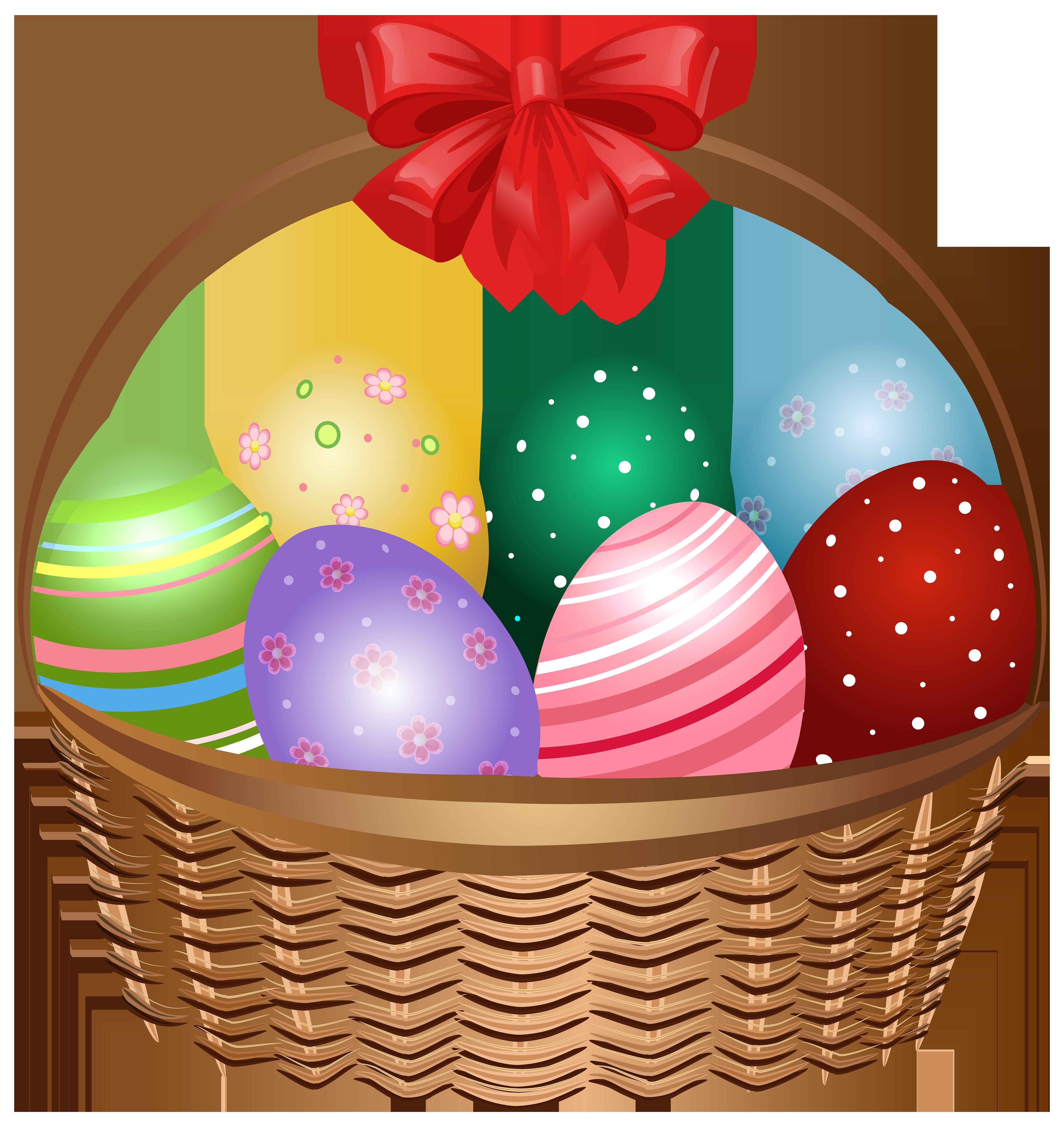4721x5000 Easter Basket Clip Art Imageu200b Gallery Yopriceville