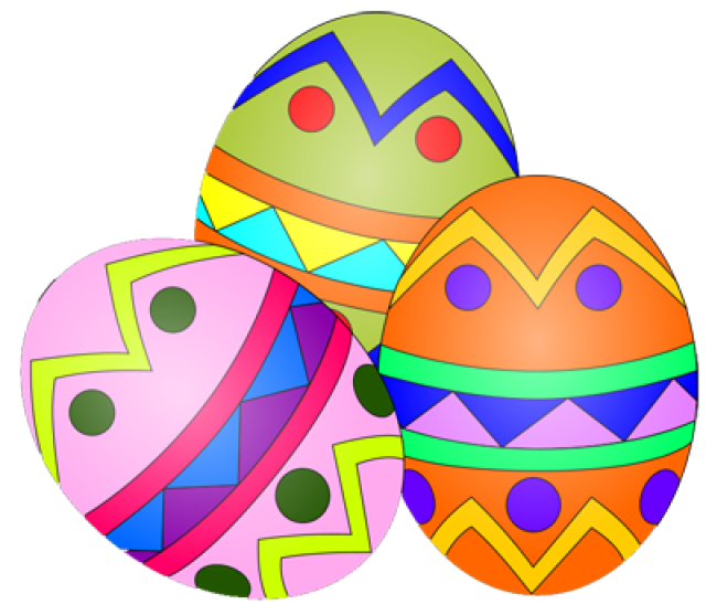 640x557 Web Design Easter Baskets, Clip Art And Easter