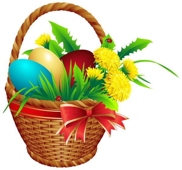 Easter Baskets Pictures