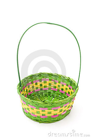 299x450 Easter Basket Straw Clipart