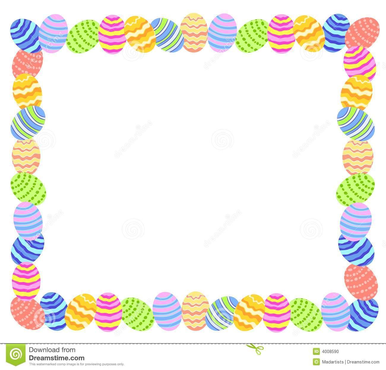 1300x1246 Easter Bunny Border Clipart