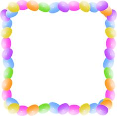 236x234 Easter Clipart Borders