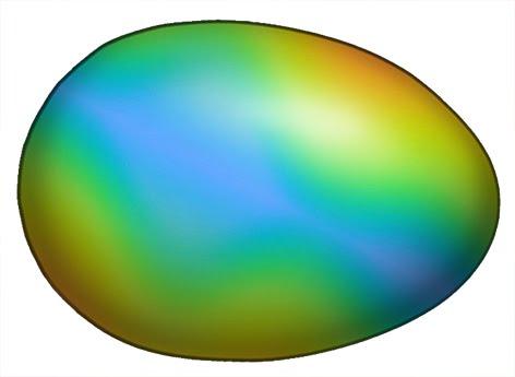 472x345 Easter Egg Border Clip Art Clipart
