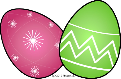 385x252 Easter Egg Border Clipart Free Images 6