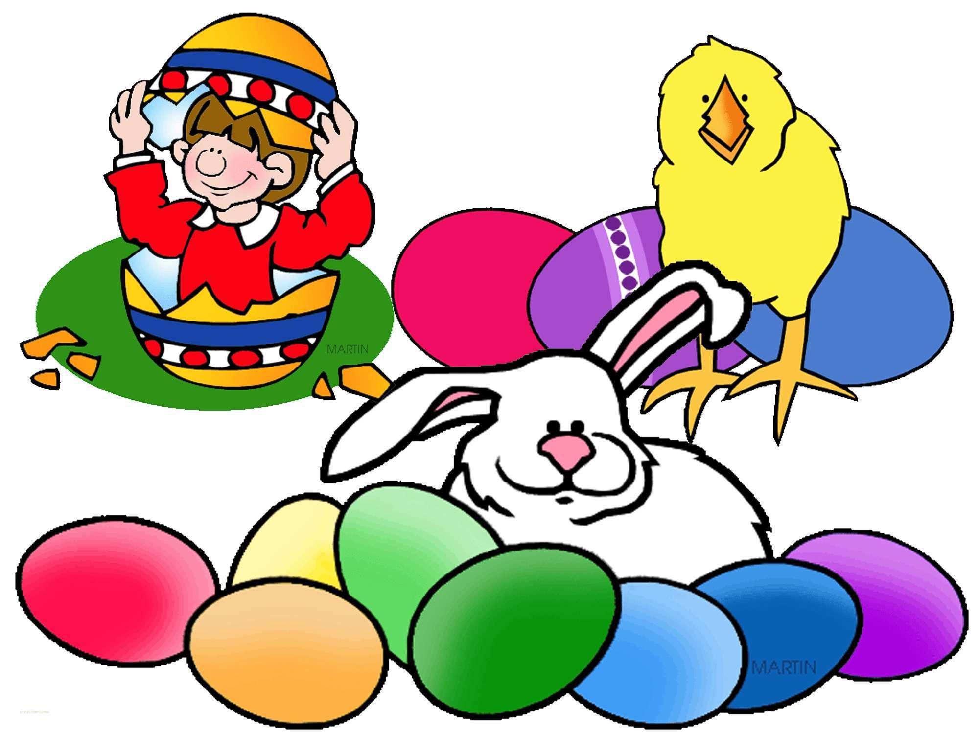 2000x1500 Elegant Easter Eggs Border Clipart