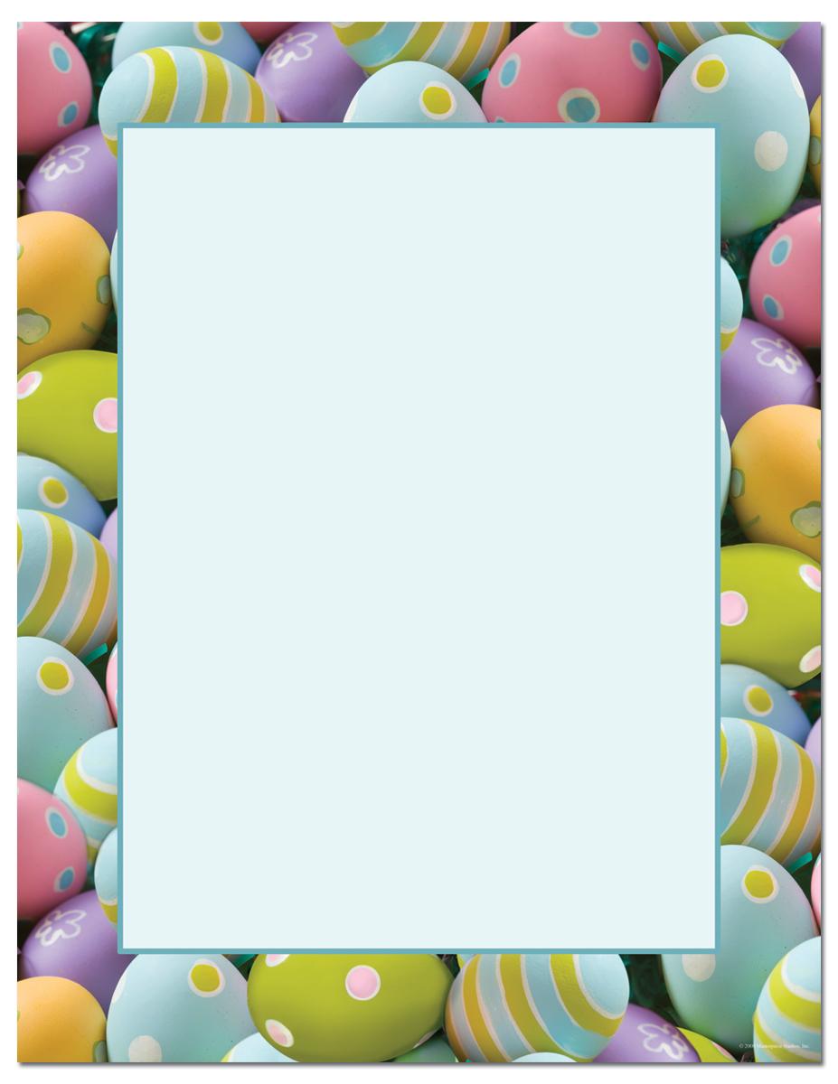 927x1200 Clip Art Easter Border Clip Art