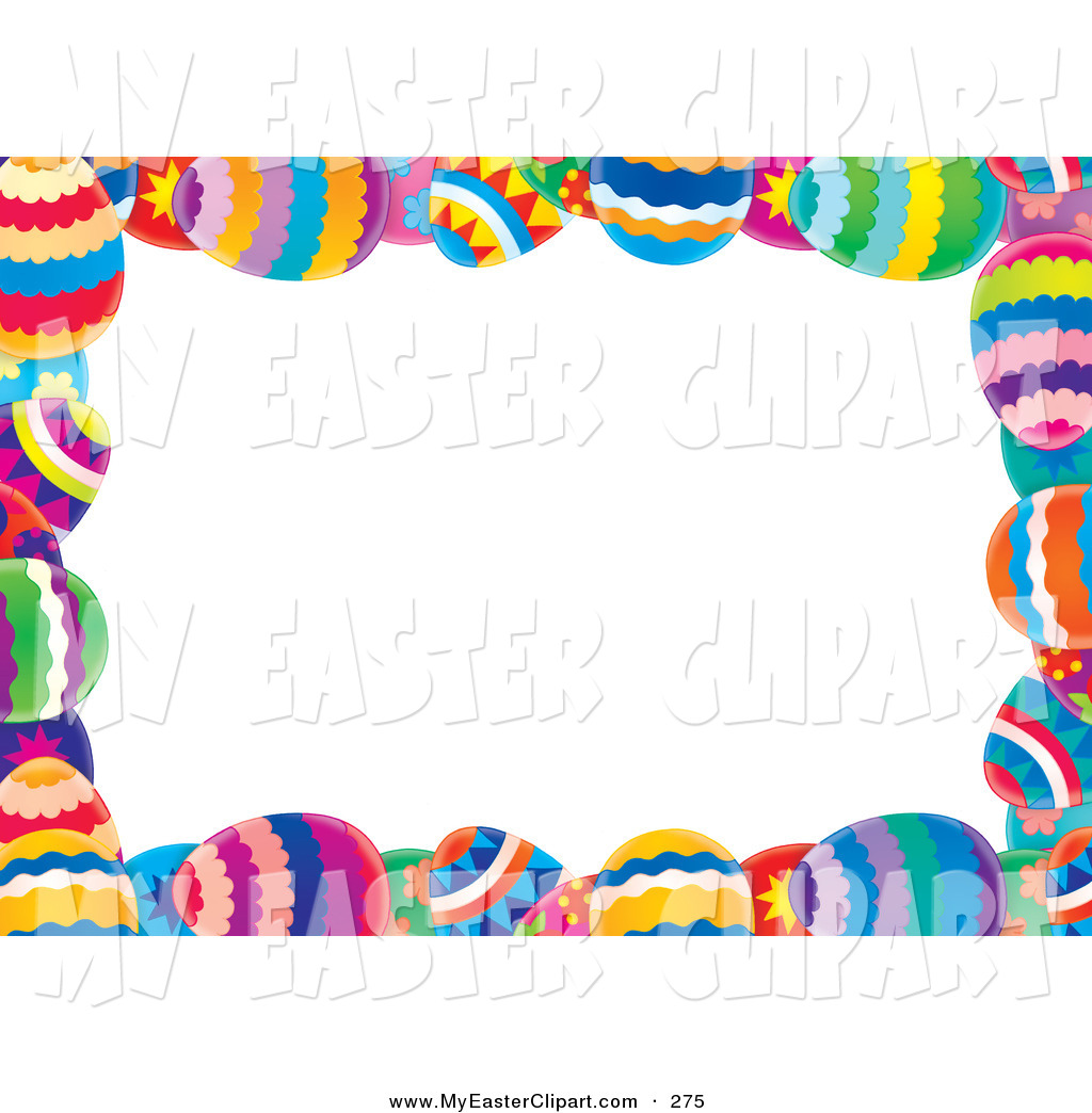 Easter Border Clipart Free | Free download best Easter ...
