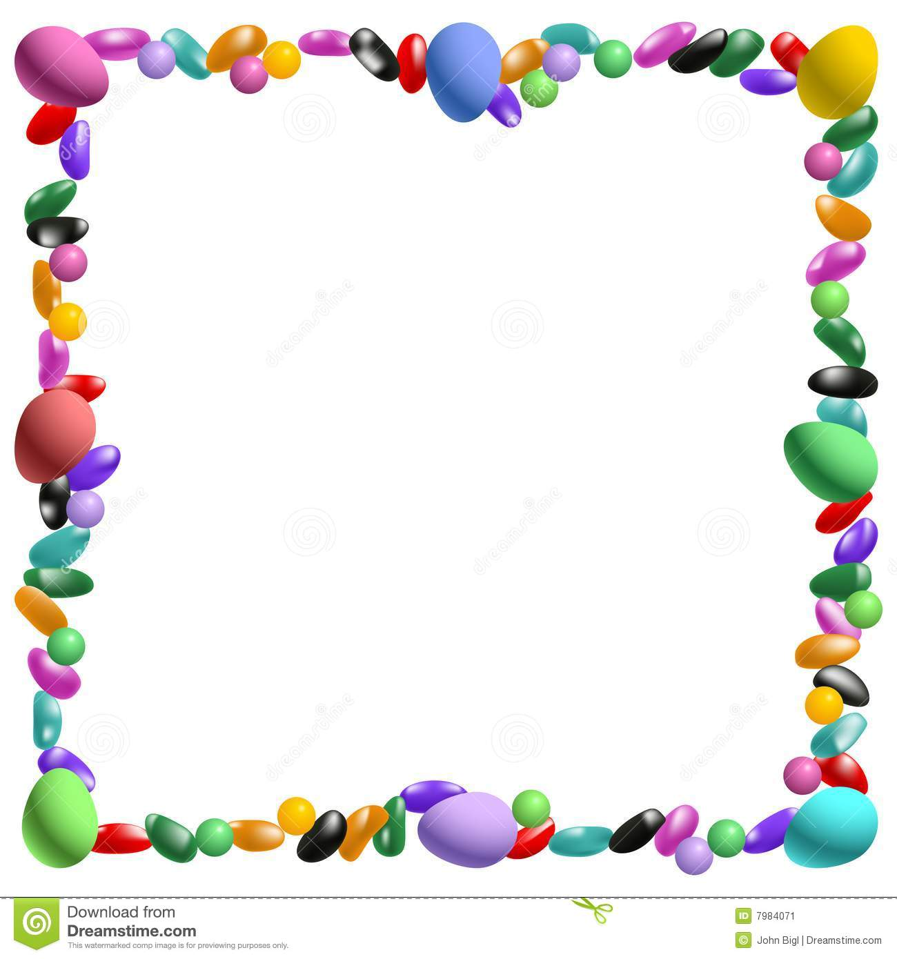 1300x1390 Jelly Bean Border Clip Art Clipart Collection