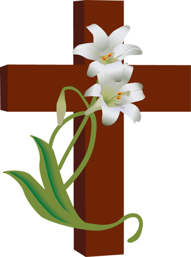 640x863 Graphics For Printable Christian Easter Lilies Graphics Www