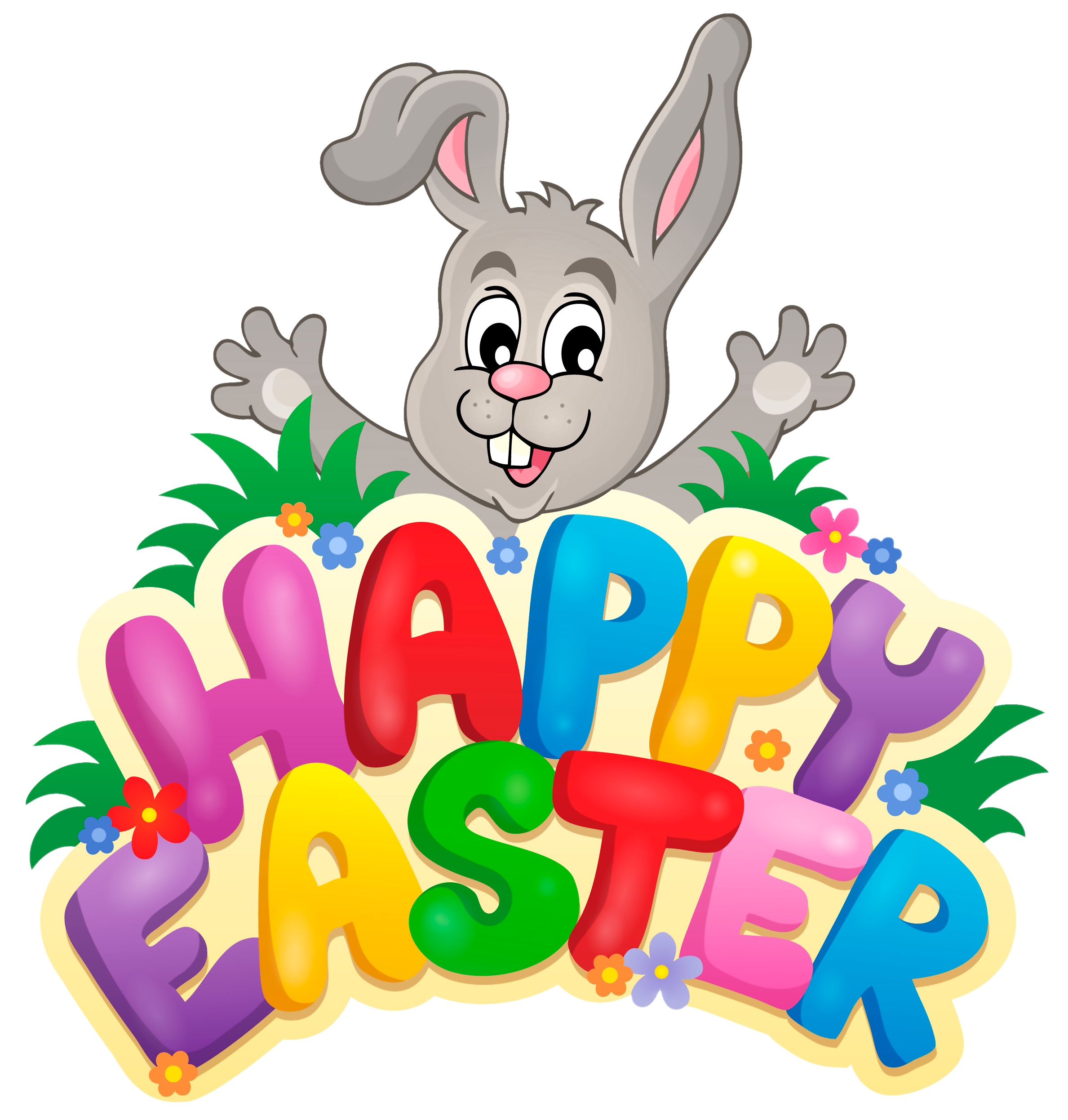 2377x2492 Best Easter Clipart