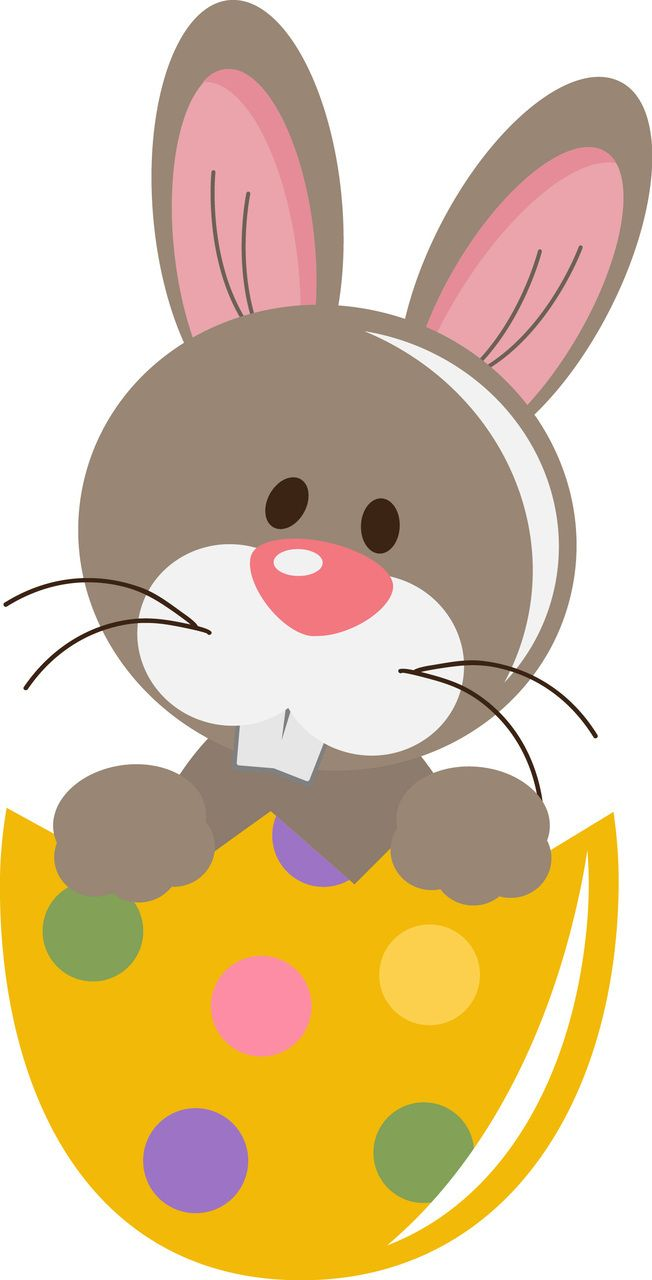 652x1280 Printable Easter Bunny Clip Art – Cliparts
