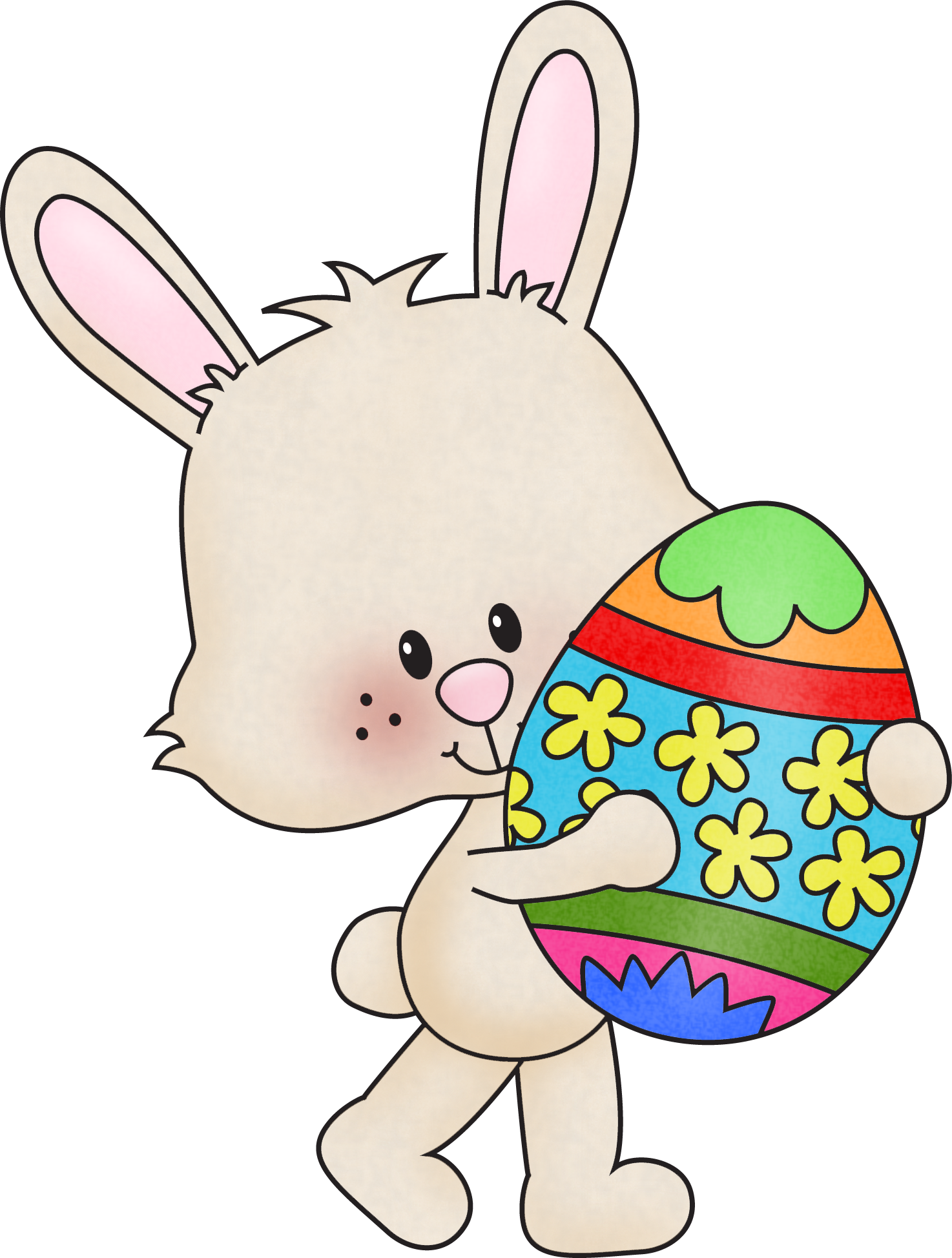 1474x1948 April easter bunny clipart, explore pictures