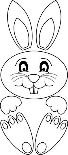 236x540 Free Easter Rabbit Clipart. Classroom Treasures. Free Clip Art
