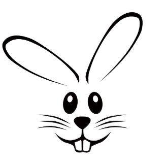 325x325 Rabbit Clipart Ideas On Easter Bunny Template 2
